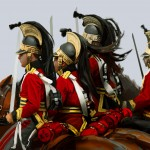 THE 1ST ROYAL DRAGOONS