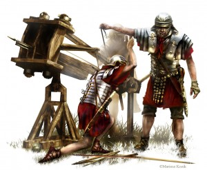 Balista_roman_soldiers_operating_the_ballista